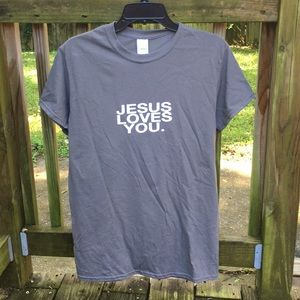 Jesus Loves You Co Shirt
